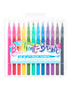 Little ooly play brilliant brush markers set of 24