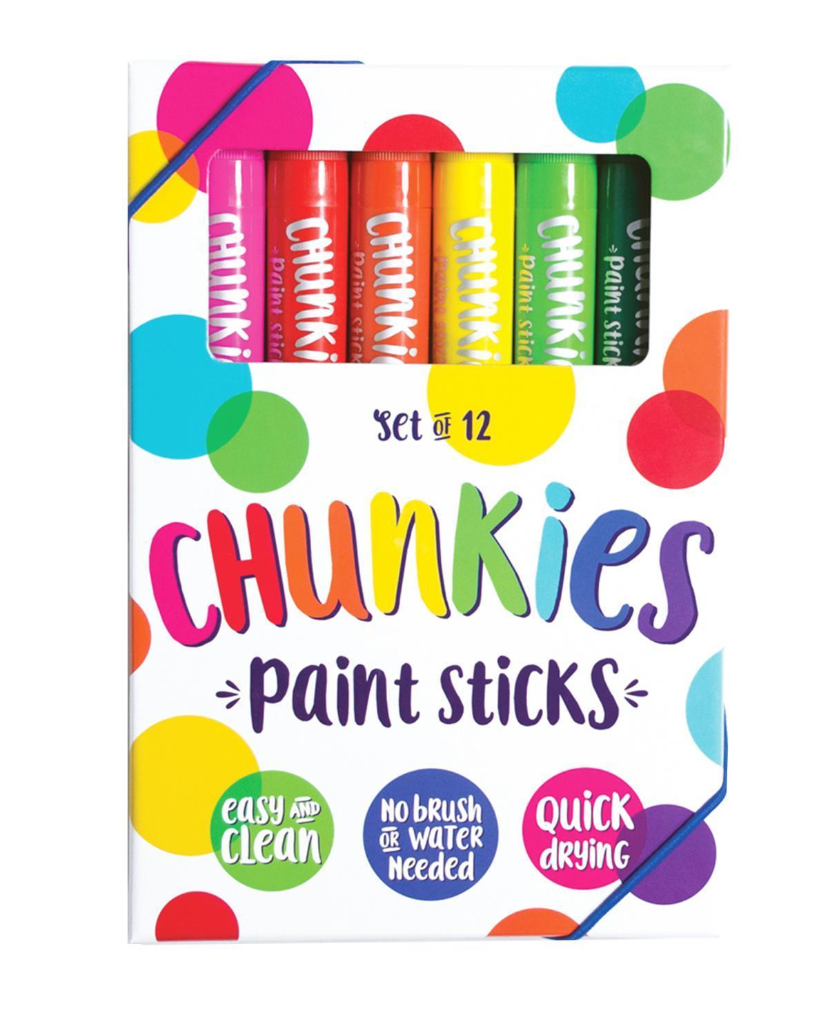 Little ooly play Chunkies Paint Sticks