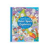 Little ooly play Color-in' Book: Outer Space Explorers