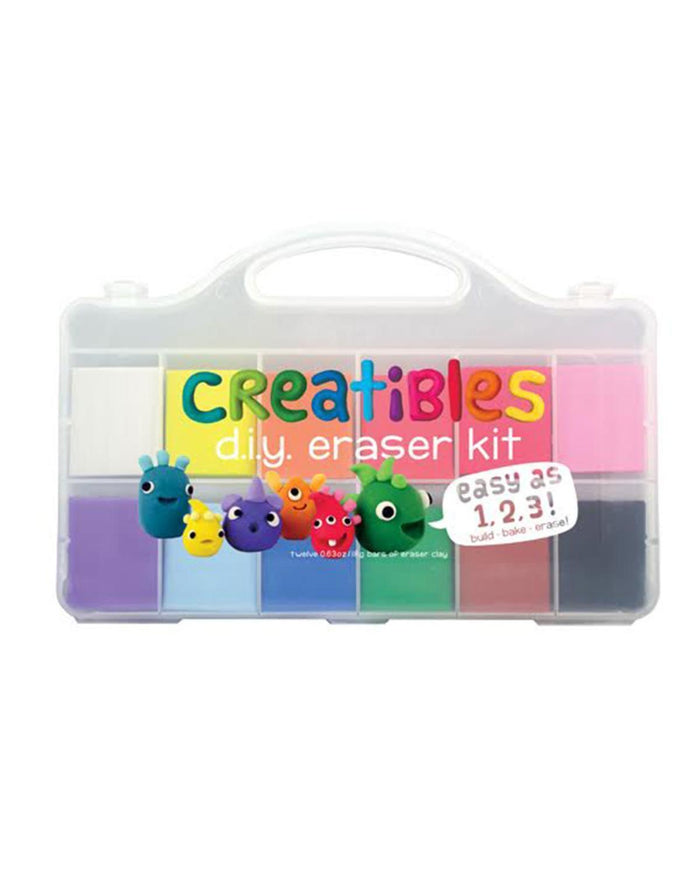 Little ooly play Creatibles DIY Eraser Kit