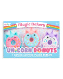 Little ooly play magic bakery unicorn donut scented erasers