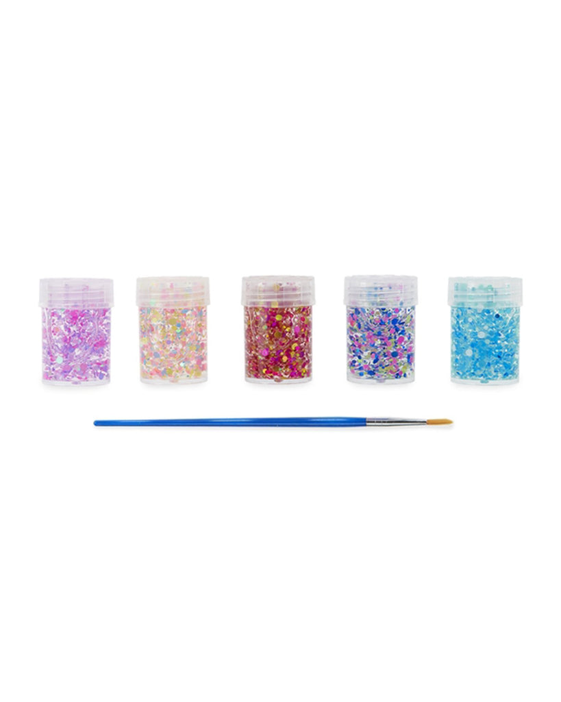 Little ooly play mini dots pixie paste glitter glue