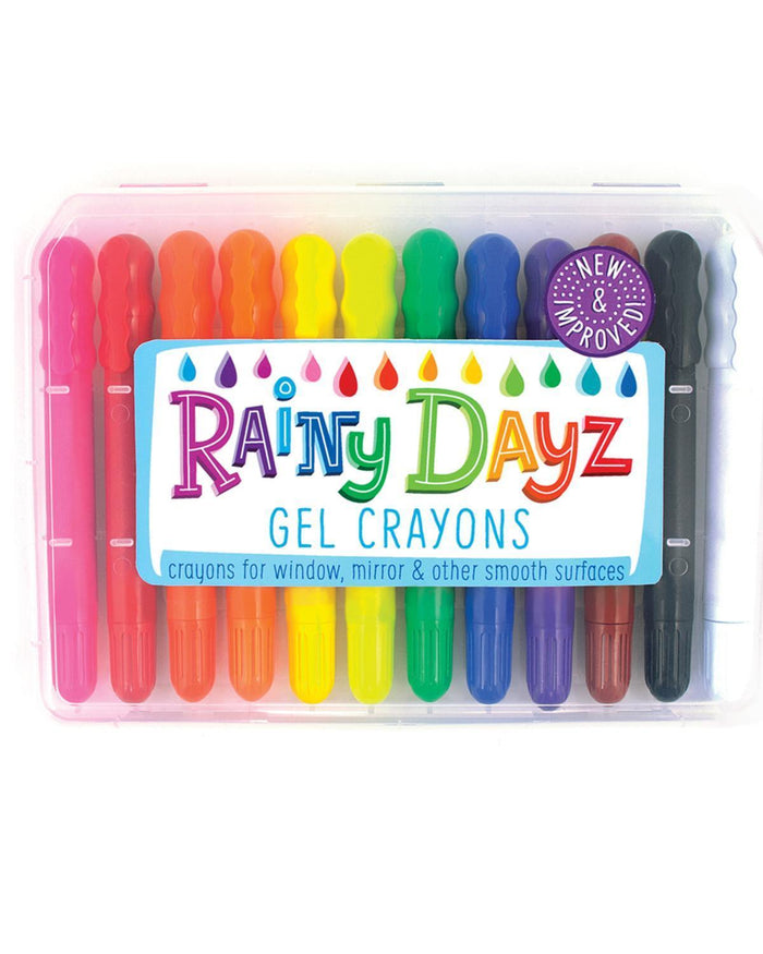 Little ooly play Rainy Dayz Crayons