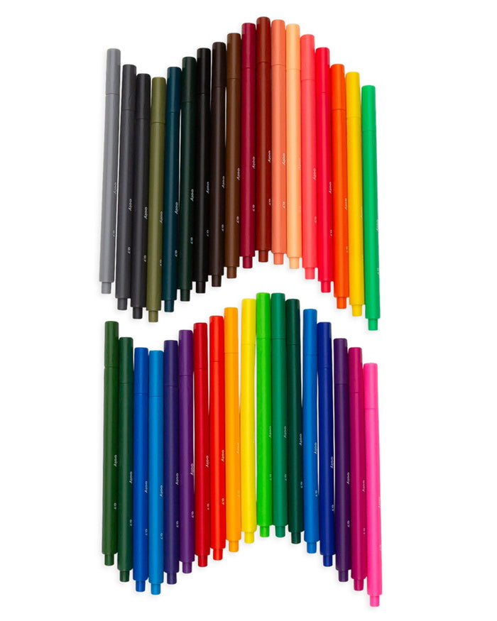 Little ooly play Seriously Fine Felt Tip Markers