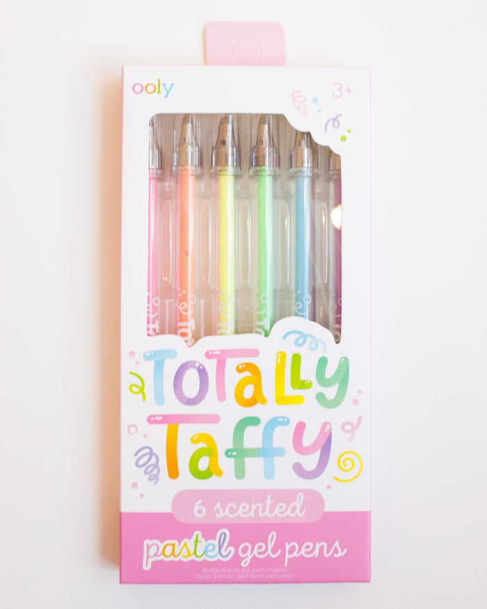 Little ooly play totally taffy gel pens
