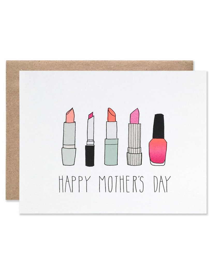 Little parrott design studio paper+party Happy Mother's Day Card