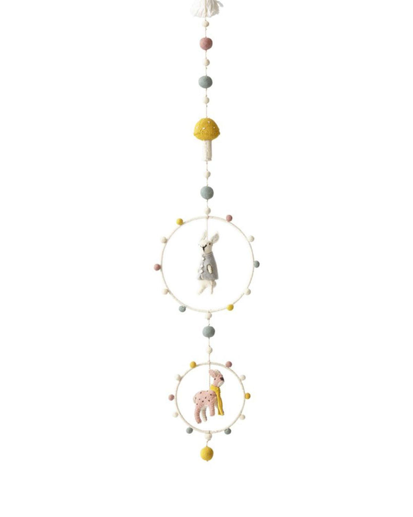 Little pehr designs inc room Magical Forest Mobile