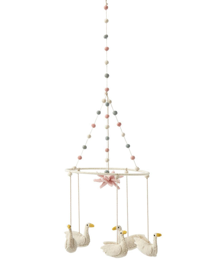 Little pehr designs inc room Swan Mobile