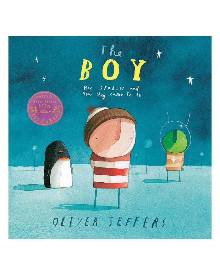 Little penguin group play boy: his stories + how they came to be