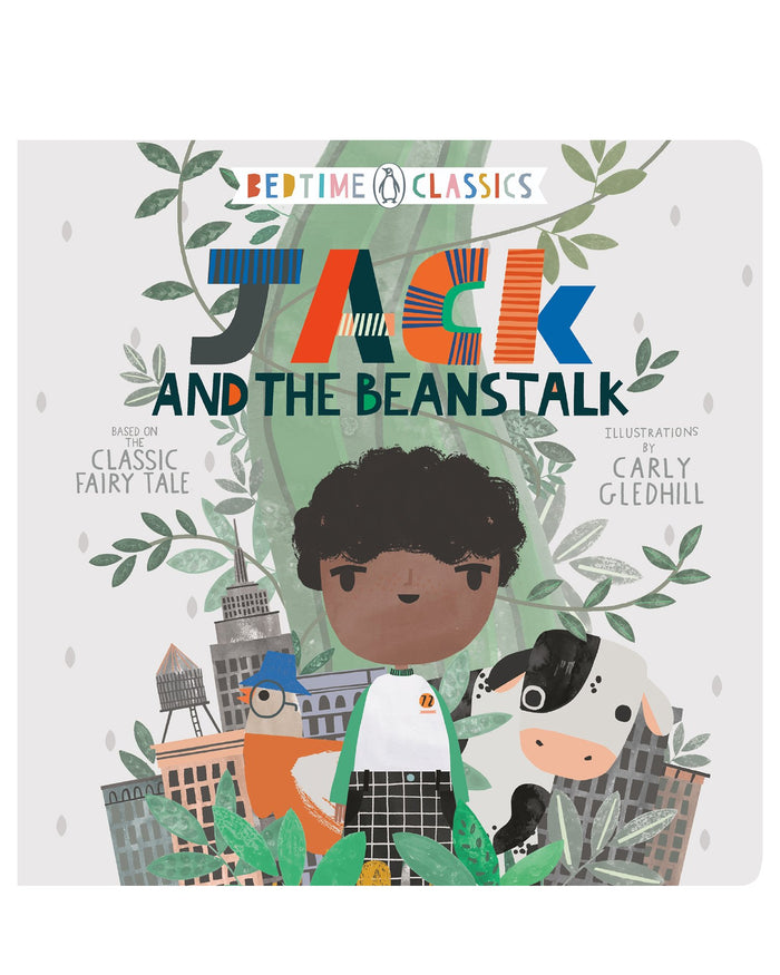 Little penguin group play penguin bedtime classics: jack and the beanstalk