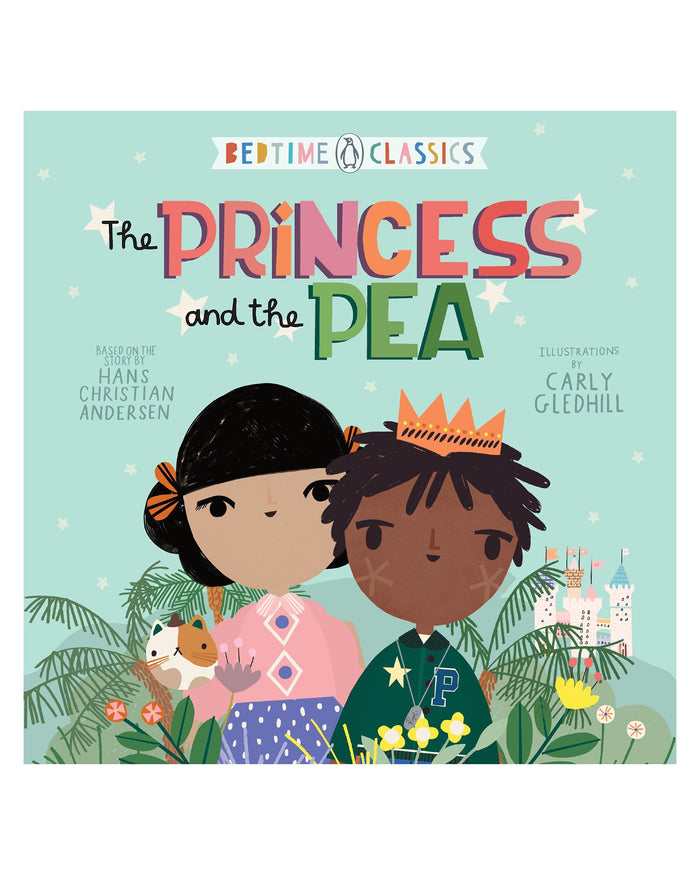 Little penguin group play penguin bedtime classics: the princess and the pea