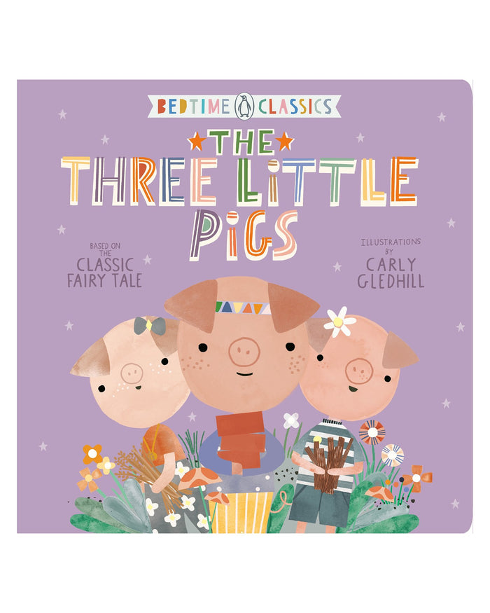 Little penguin group play penguin bedtime classics: the three little pigs