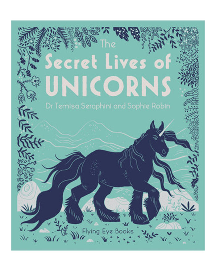 Little penguin group play the secret lives of unicorns