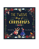 Little penguin group play the twelve days of christmas