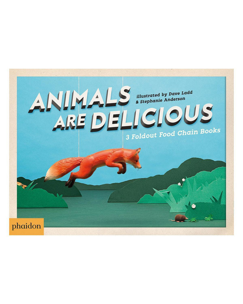 Little phaidon play Animals Are Delicious