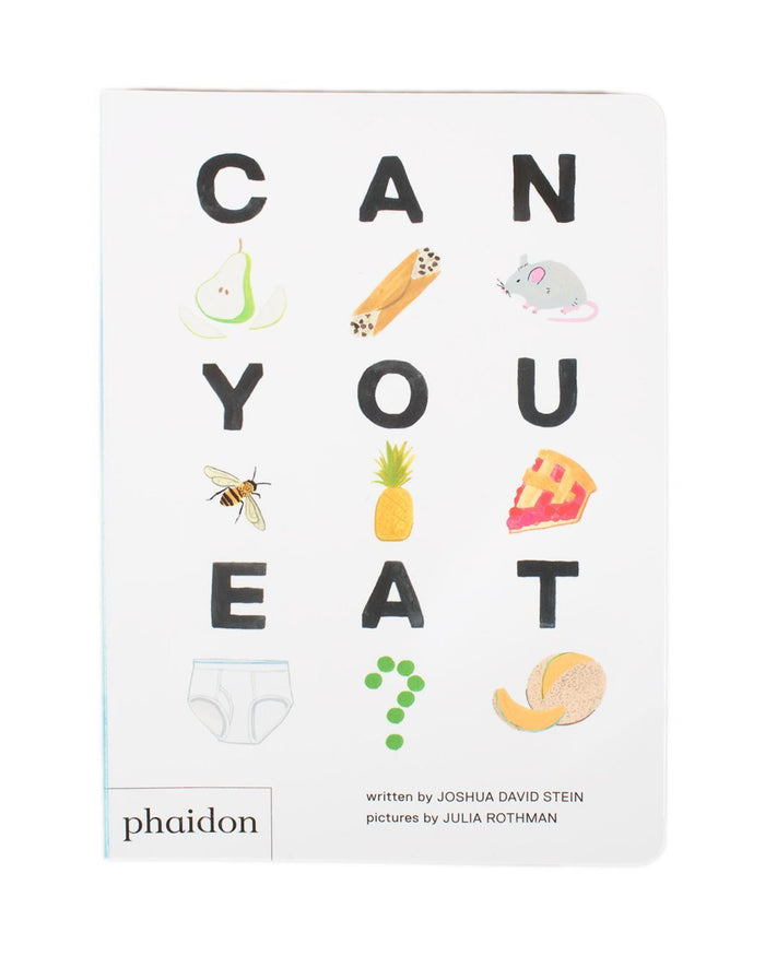 Little phaidon play can you eat?