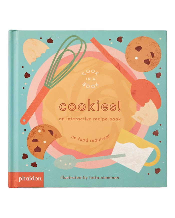 Little phaidon play cookies!:an interactive recipe