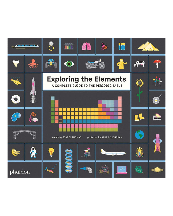 Little phaidon play exploring the elements