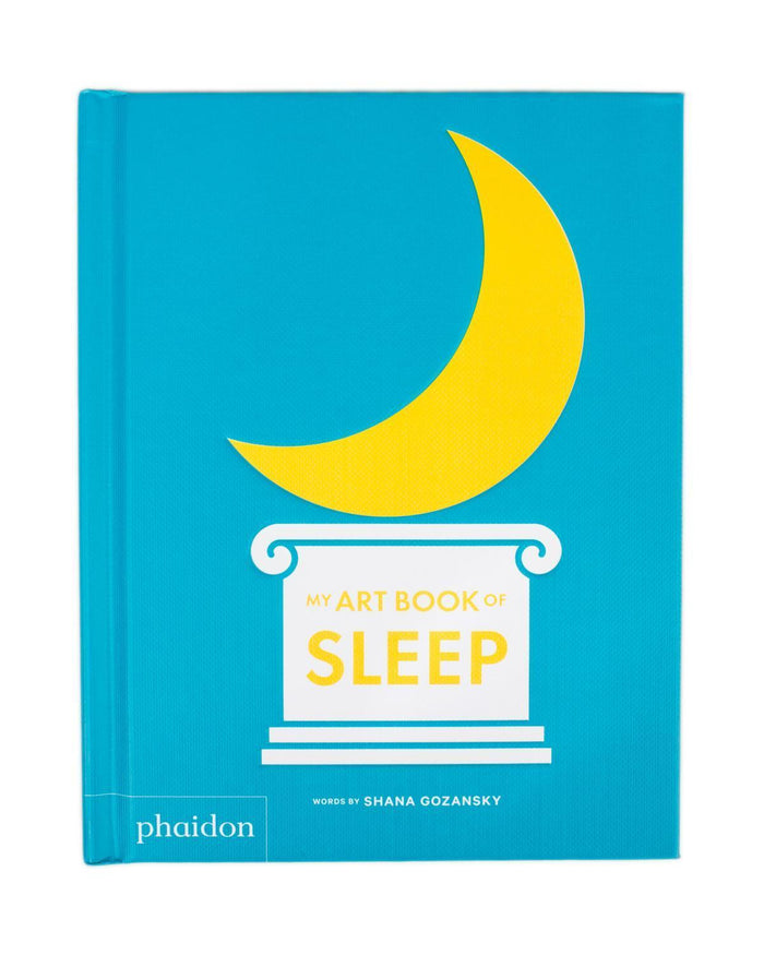Little phaidon play my art book of sleep