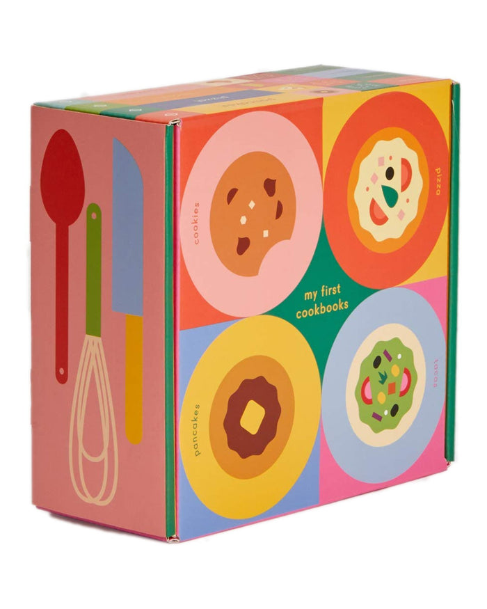 Little phaidon play my first cookbooks boxed set