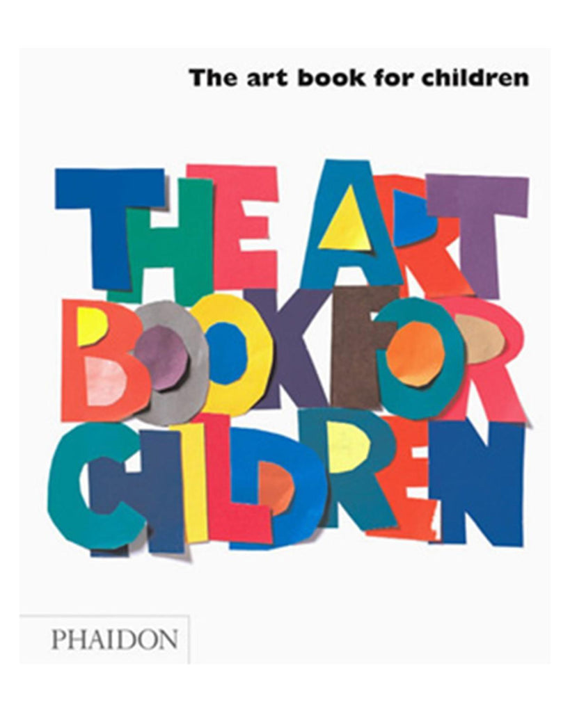 Little phaidon play The Art Book for Children