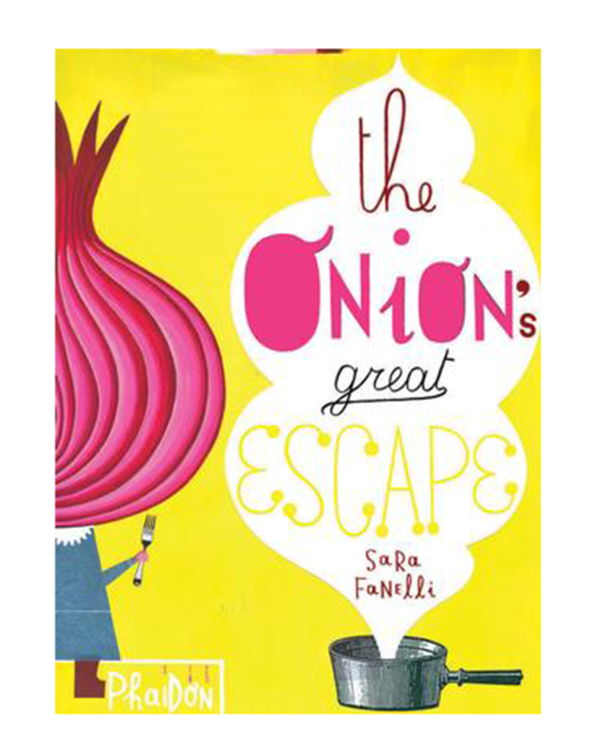 Little phaidon play The Onion's Great Escape