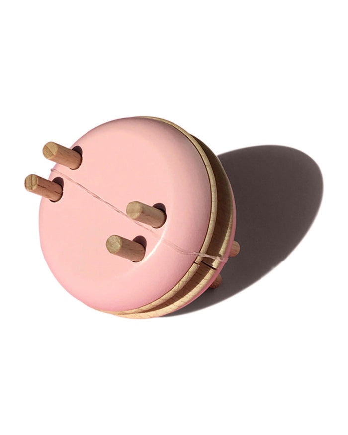 Little pom maker play macaron pom maker in rose