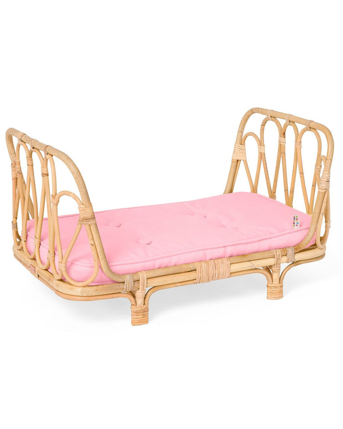 Little poppie toys play poppie day bed in pink