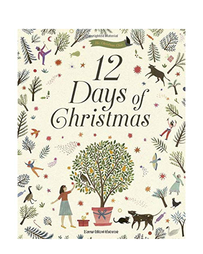 Little quarto publishing group play 12 days of christmas (the christmas choir)