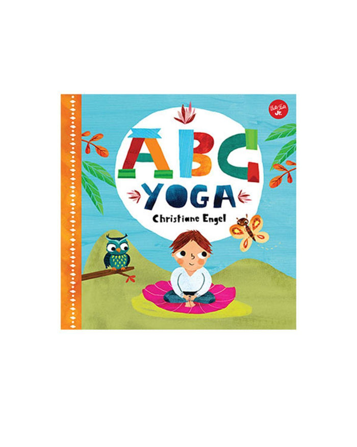Little quarto publishing group play ABC Yoga
