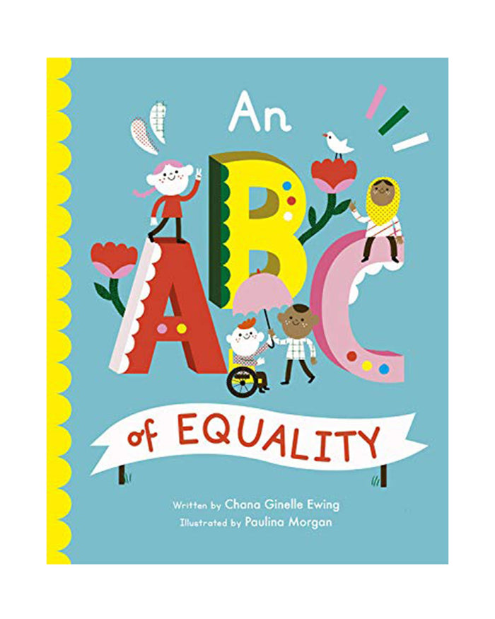Little quarto publishing group play an abc of equality