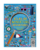 Little quarto publishing group play atlas of mini adventures