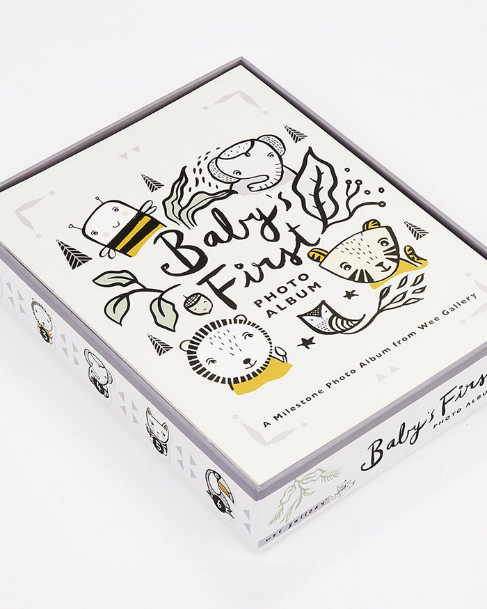 Little quarto publishing group play baby's first photo album