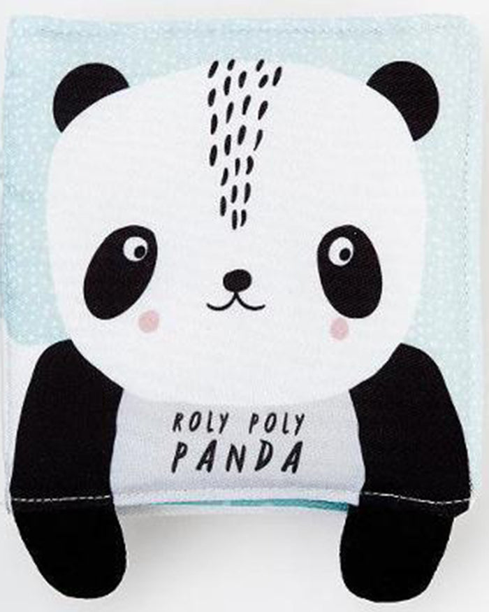 Little quarto publishing group play baby's first soft book: roly poly Panda