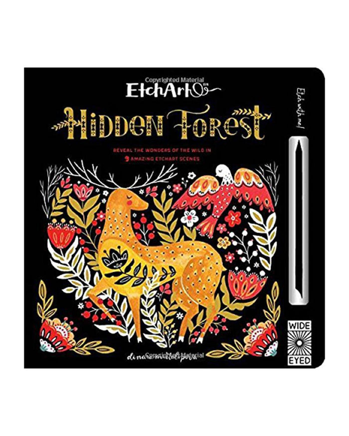 Little quarto publishing group play Etchart: Hidden Forest