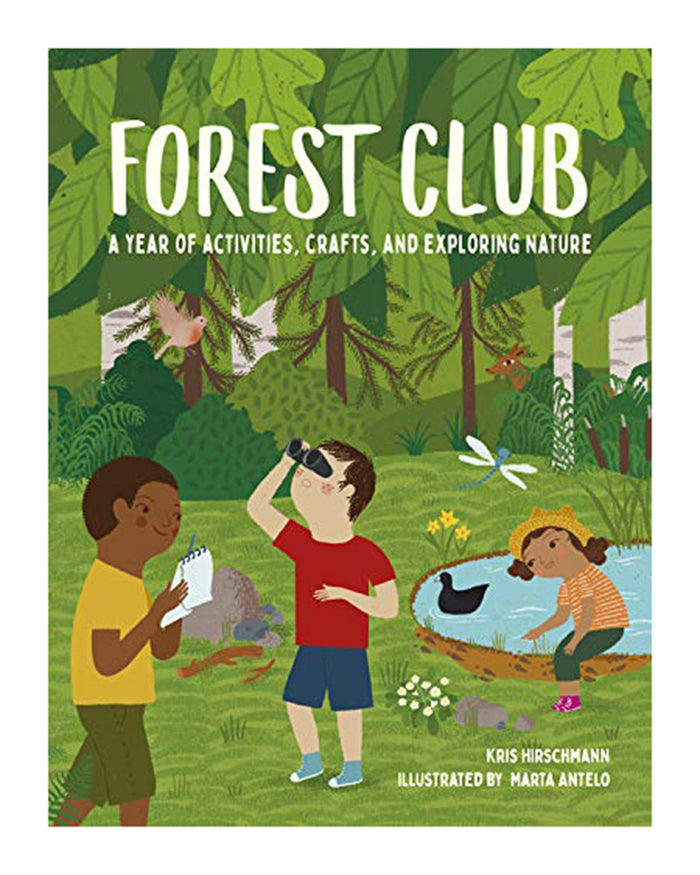 Little quarto publishing group play forest club