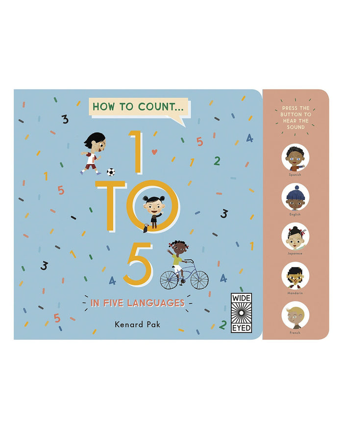 Little quarto publishing group play how to count to 1 to 5 in five