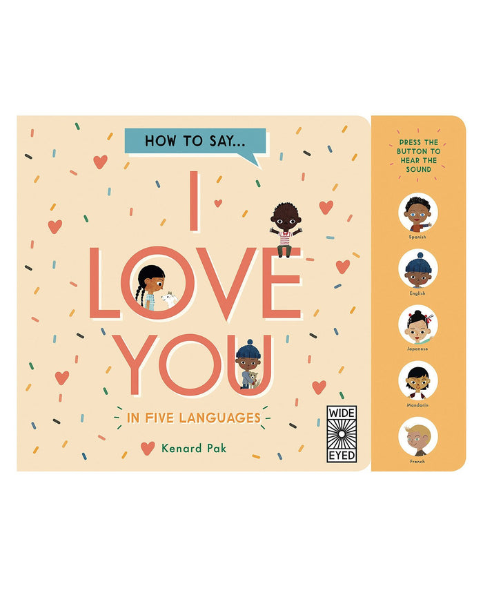 Little quarto publishing group play how to say i love you in five