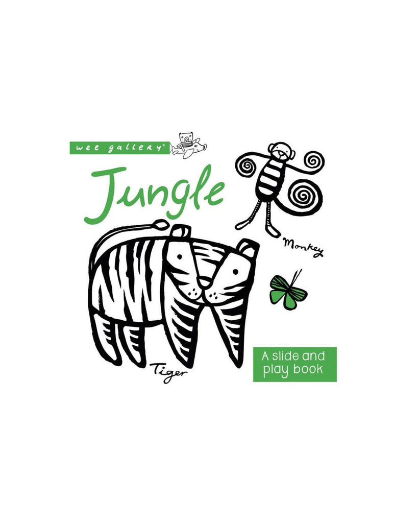 Little quarto publishing group play Jungle: A Slide + Play Book