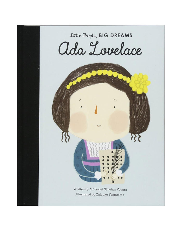 Little quarto publishing group play little people, big dreams: ada lovelace
