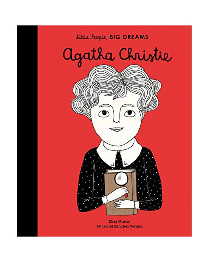 Little quarto publishing group play little people, big dreams: agatha christie