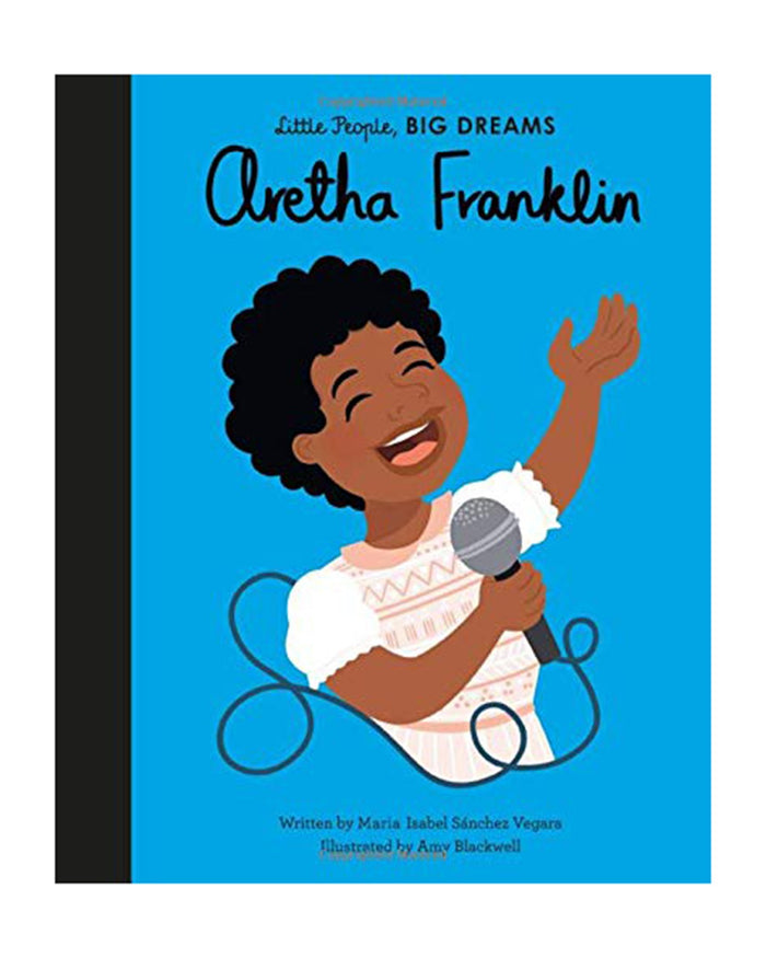 Little quarto publishing group play little people big dreams: aretha franklin