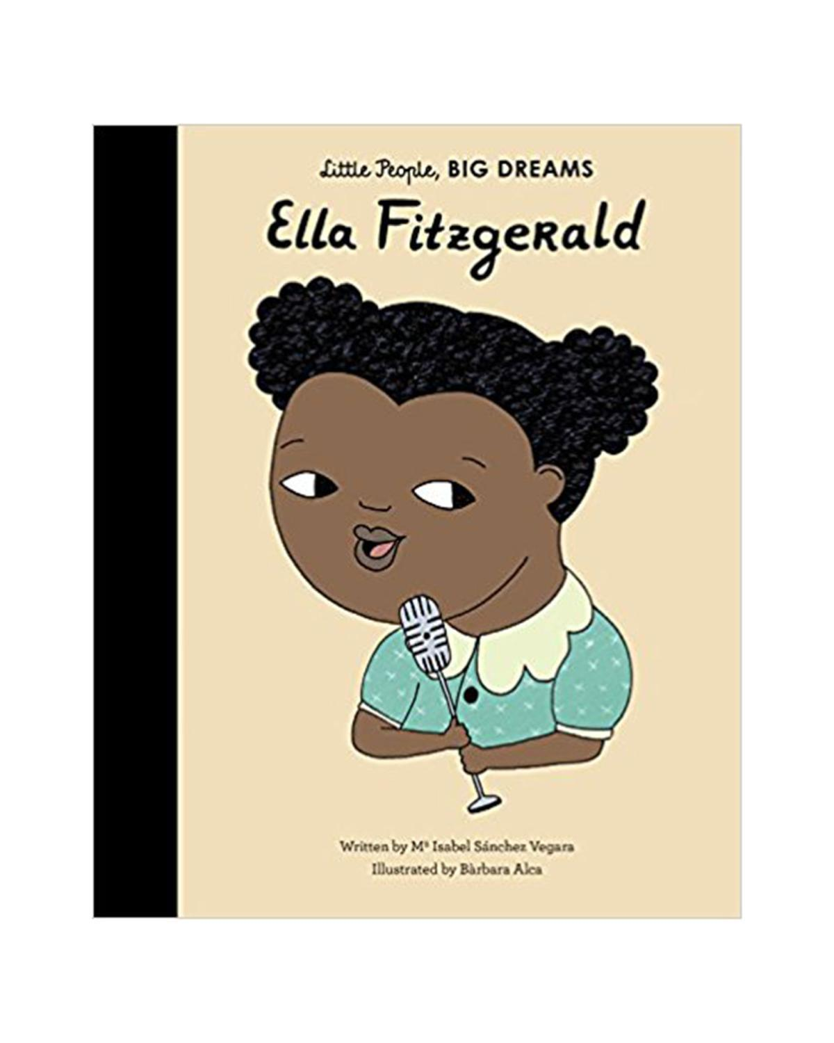 Little quarto publishing group play little people, big dreams: ella fitzgerald