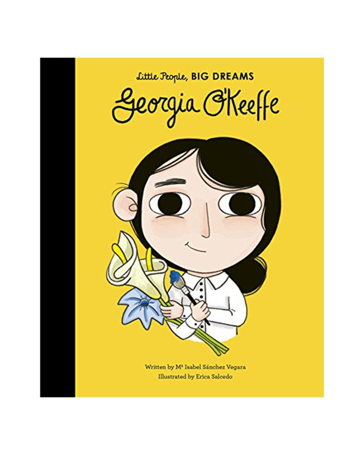 Little quarto publishing group play little people, big dreams: georgia o'keefee