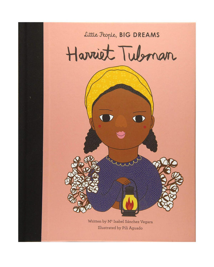 Little quarto publishing group play little people, big dreams: harriet tubman