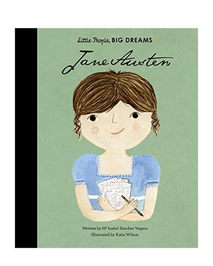 Little quarto publishing group play little people, big dreams: jane austen