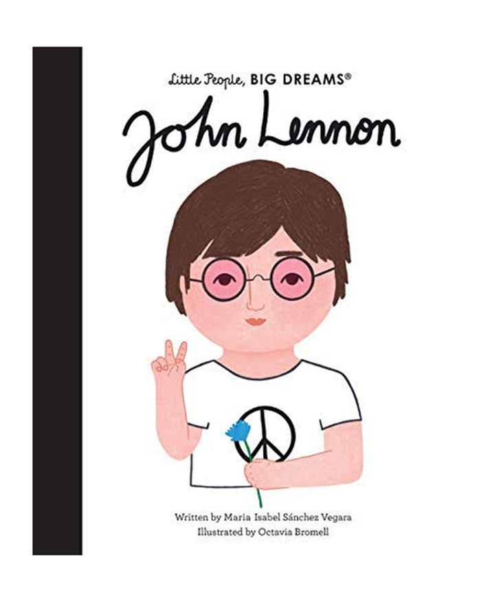 Little quarto publishing group play little people, big dreams: john lennon