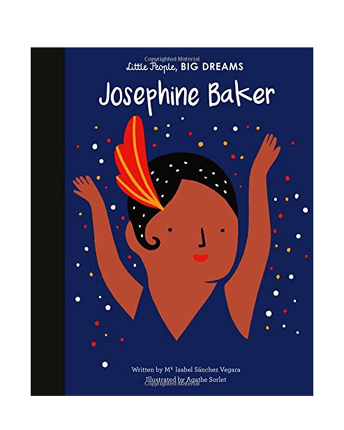 Little quarto publishing group play little people, big dreams: josephine baker