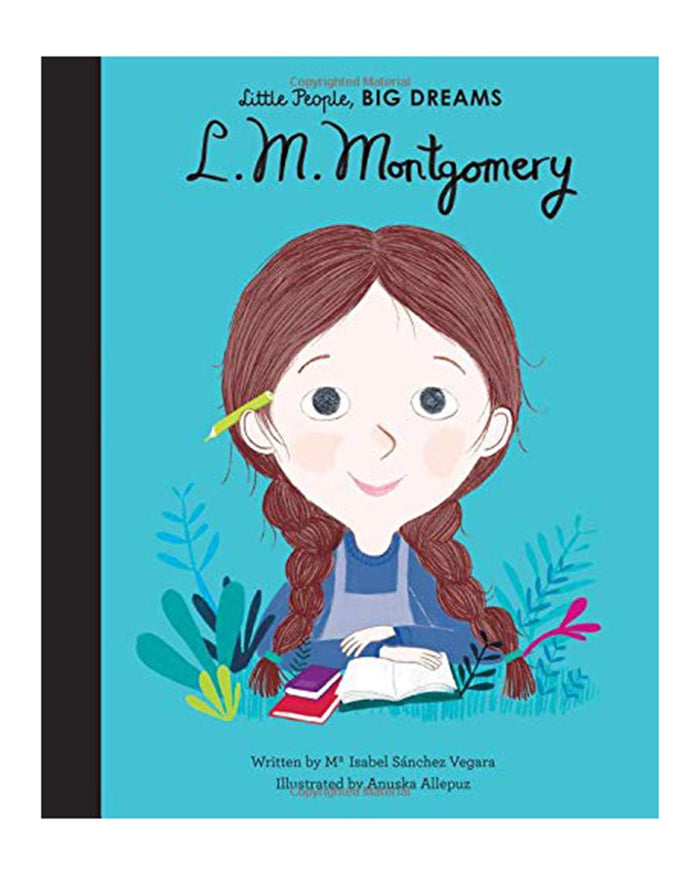 Little quarto publishing group play little people big dreams: l.m. montgomery