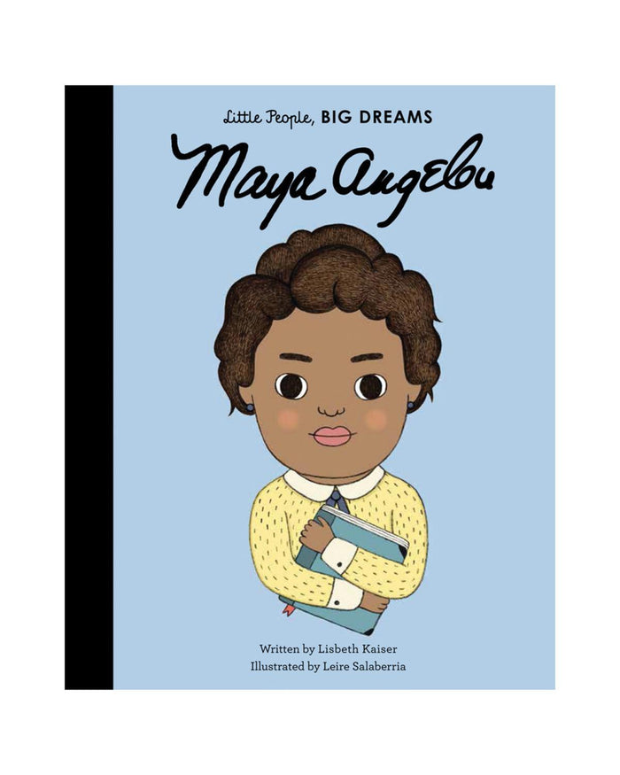 Little quarto publishing group play little people, big dreams: maya angelou